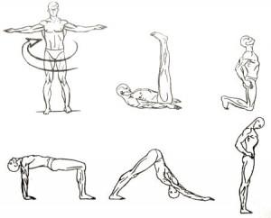 5 простых упражнений для крепкого здоровья и долголетия
