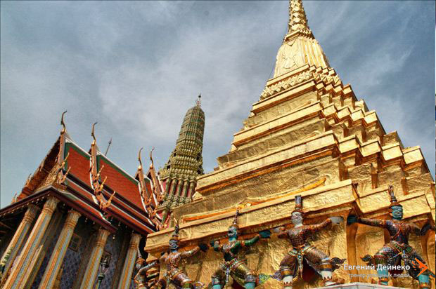 Мое путешествие по Таиланду (2012 — 2013)